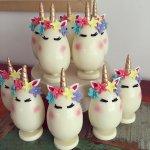 Huevos de Pascuas Unicornio