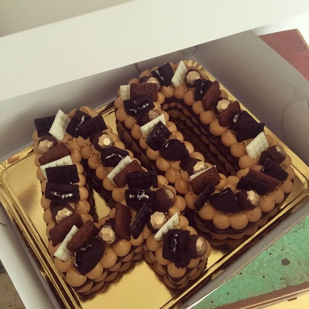 Torta N 250 Mero 40 Chocotorta Valcakes Reposteria